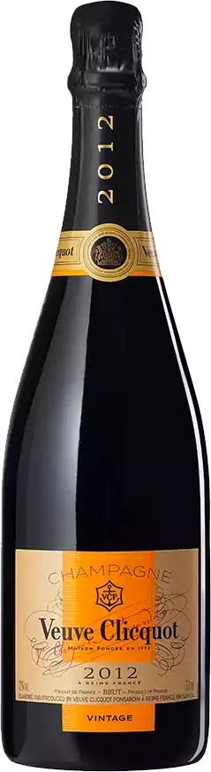 Veuve Clicquot Ponsardin Vintage 2012, 0,75l