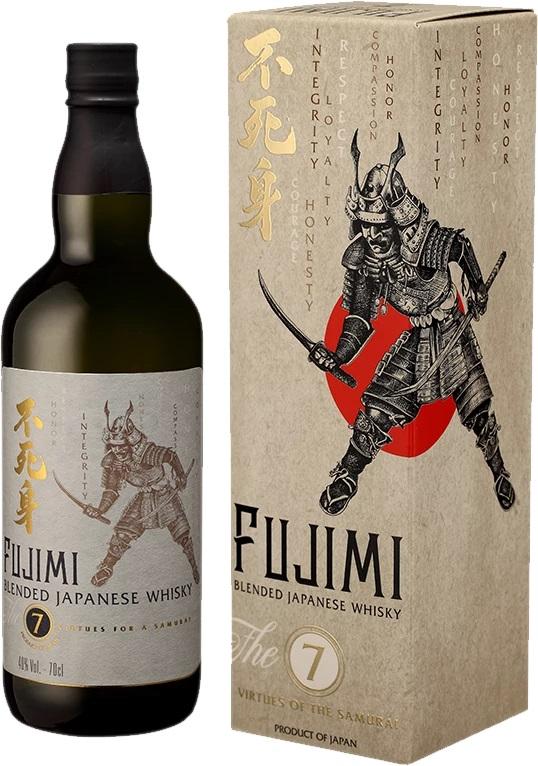 Matsui Whisky Fujimi Japanese whisky, 40%, 0,7l