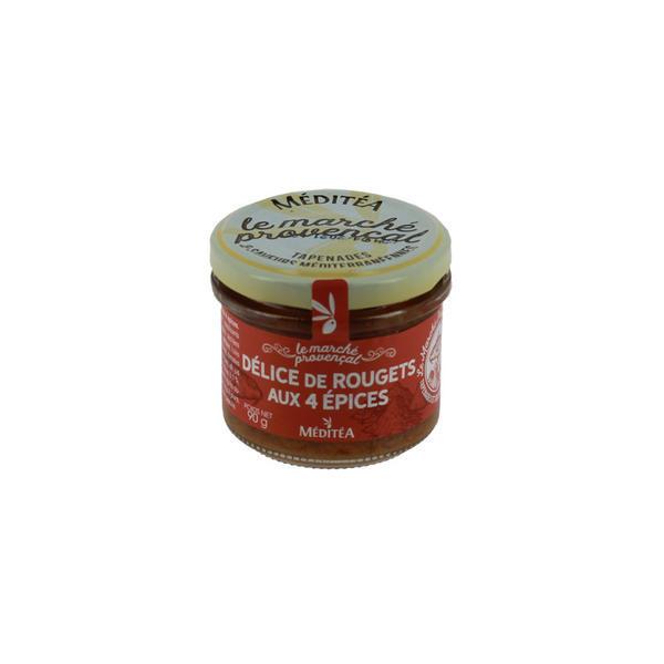 Meditea Paštika z červené parmice se 4 druhy Provensálského koření, 90g