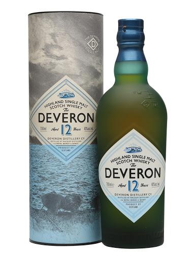 Glen Deveron The Deveron 12 YO, Gift Box, 40%, 0,7l
