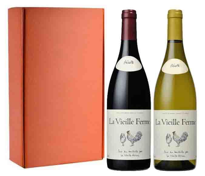 Domaine Perrin Sada 2 vín - La Vieille Ferme, 2x0,75l
