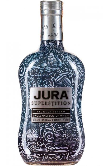 Isle of Jura Jura Superstition Lightly Peated, 43%, 0,7l
