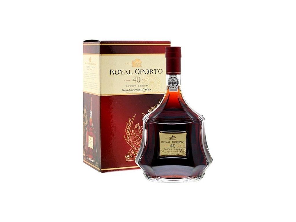 221961 royal oporto tawny port 40 year old 1