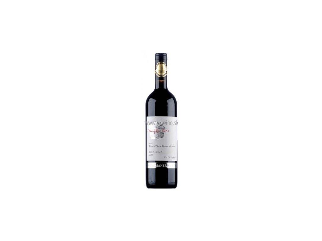 Mrva & Stanko - Cuveé  Winemakers Cut (Hron, Váh, Rimava, Rudava) (2015)