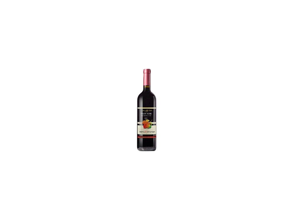 Mrva & Stanko - Pinot Noir (Čachtice) (2016)