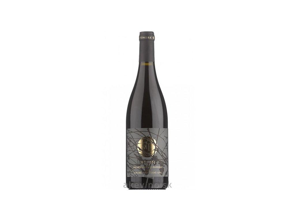 765527 vinarstvo miro fondrk hron private reserve barrique 2015