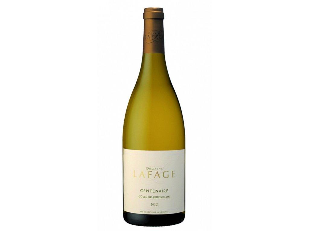 Domaine Lafage - Cuvée Centenaire Blanc (2016)