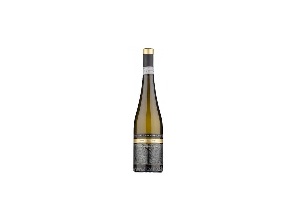 618568 martin pomfy mavin selection triple white 2017