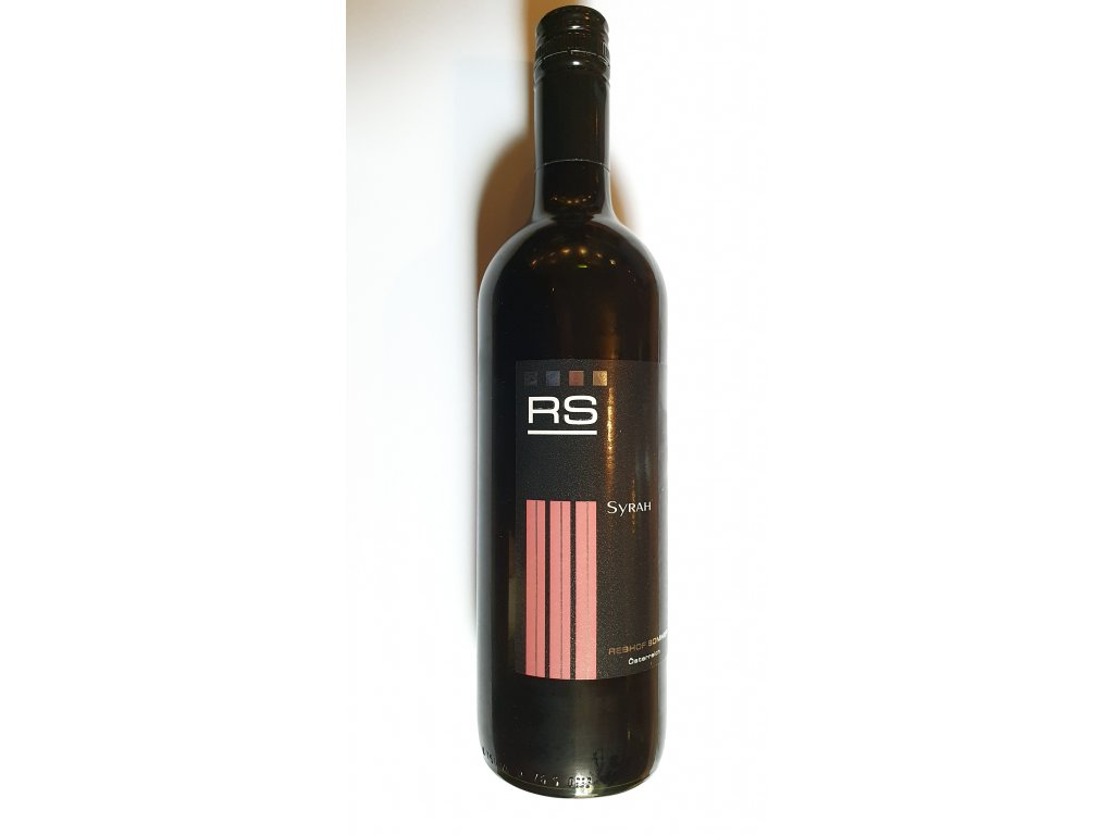 RS - Syrah Barrique (2014)