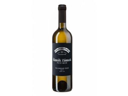 Šimák Zámok (Zámocké vinárstvo) - Rulandské šedé (2017)