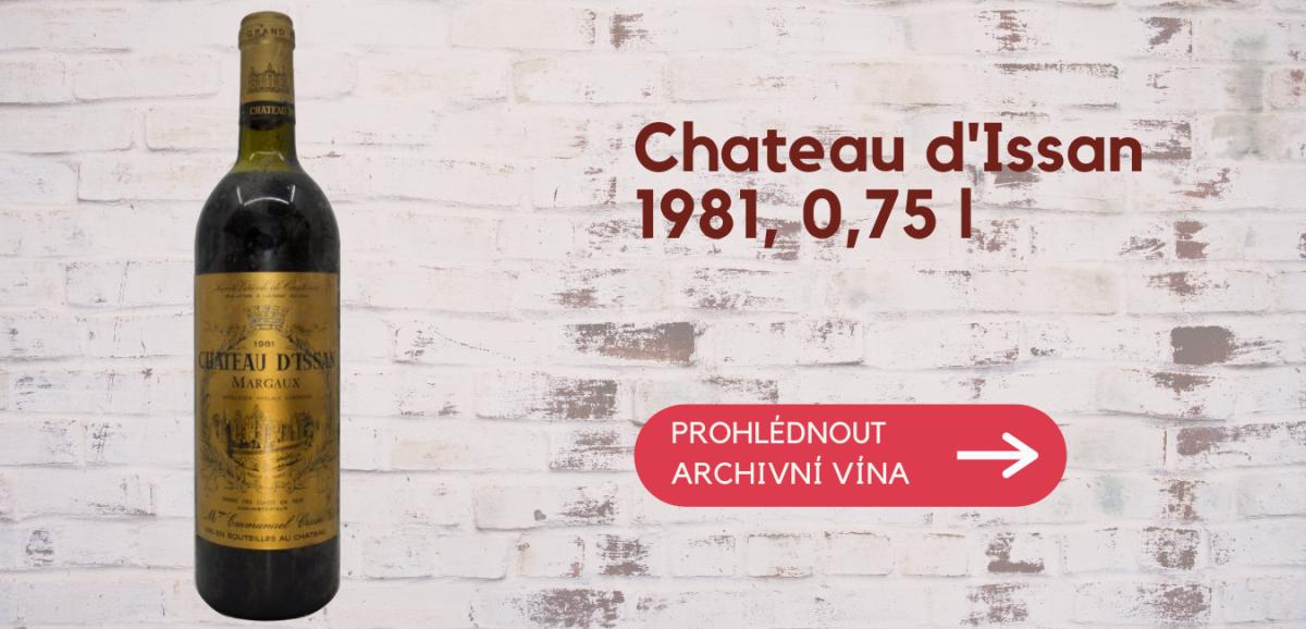 Archivní vína jako originální dárek ke kulatinám