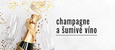 Champagne a šumivé víno