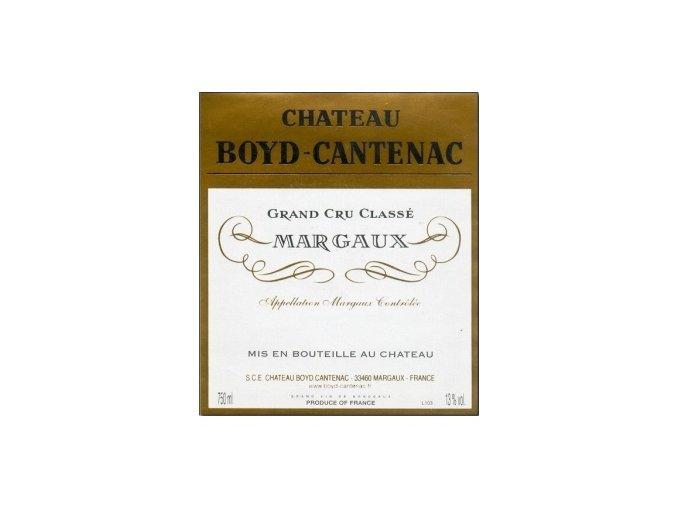 Chateau Boyd Cantenac 2014  Chateau Boyd Cantenac