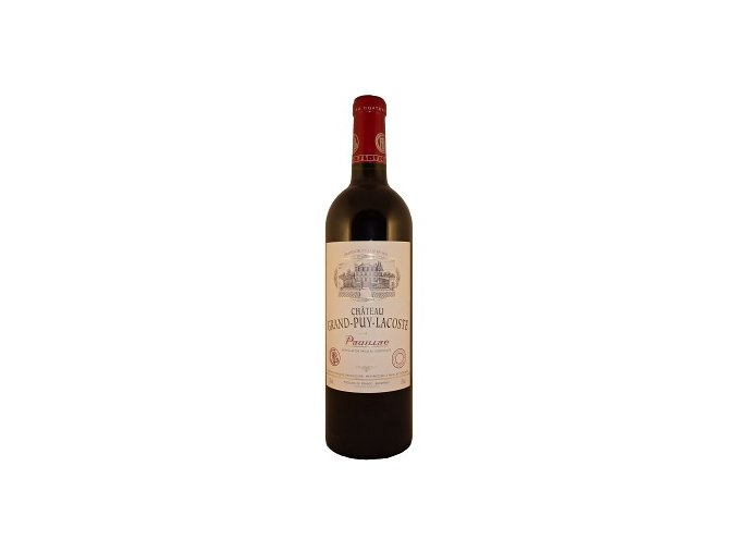 Chateau Grand Puy Lacoste 2001  Chateau Grand Puy Lacoste