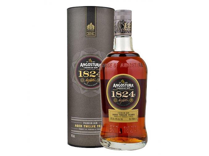 angostura rum 1824 12yo