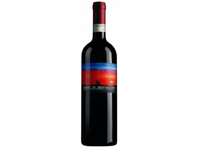 Rosso di Montalcino (Agostina Pieri)