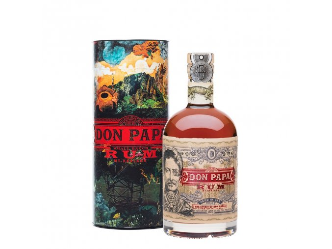 don papa art 2020 timeless landscapes