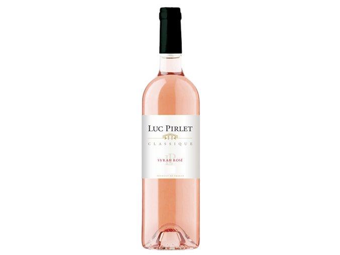 Syrah rosé (Luc Pirlet)