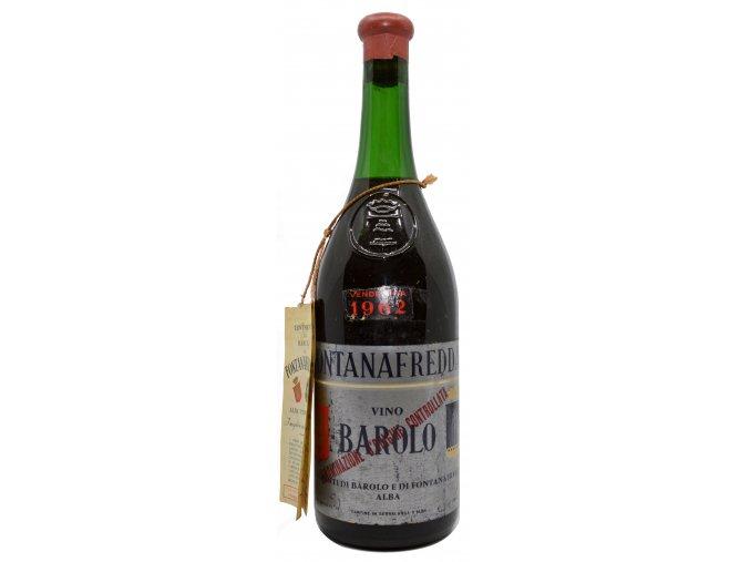 Barolo 1962 (Fontanafredda)