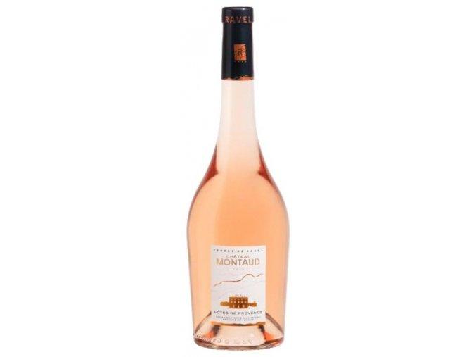 Ch. Montaud rosé Reserva