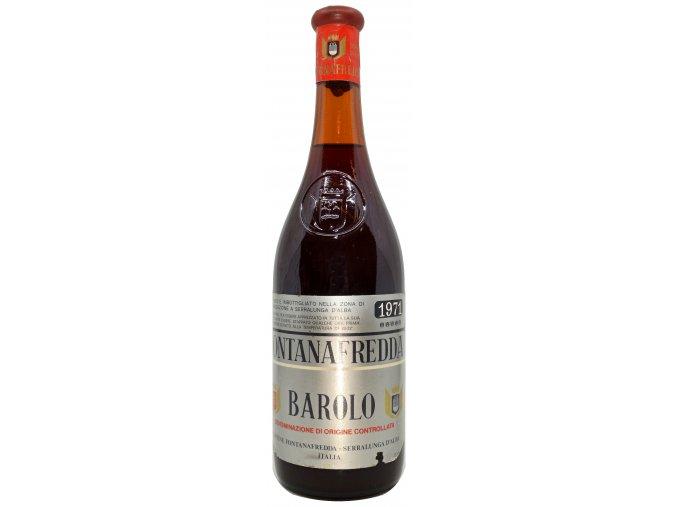 Barolo 1971 (Fontanafredda) B
