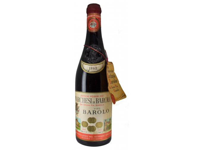 Barolo 1962 (Marchesi di Barolo)