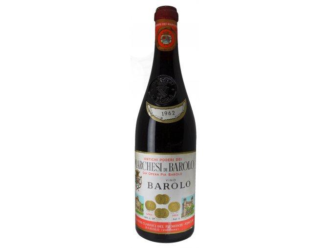 Barolo 1962 (Marchesi di Barolo) A