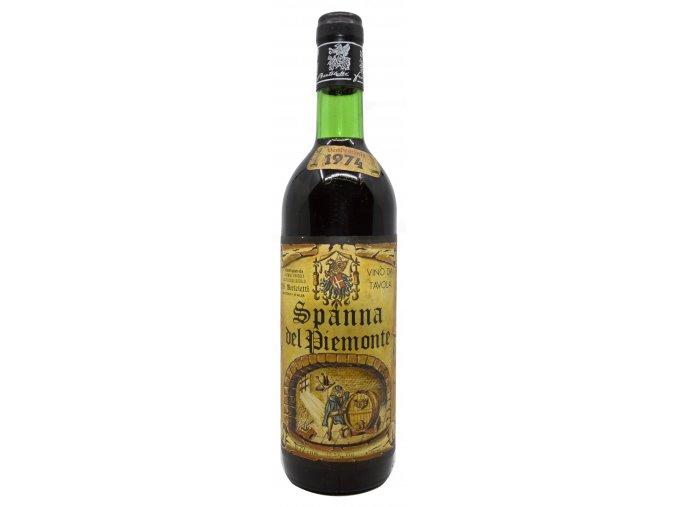 Spanna del Piemonte 1974 (F.lli Berteletti)