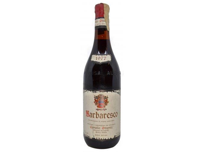 Barbaresco 1977 (Cavallo Ottavio)
