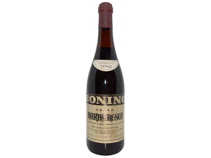 Barbaresco Sori San Cristoforo 1982 (R.L. Bonino)