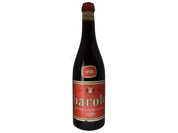 Barolo 1955 (Marchese Villadoria)