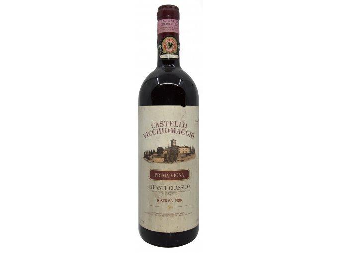 Chianti Classico Gran Selezione 1988 (Castello Vicchiomaggio)