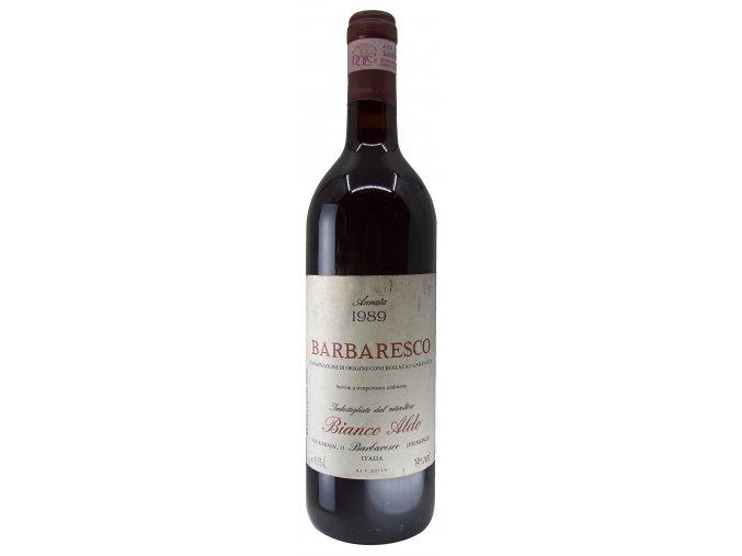 Barbaresco 1989 (Bianco Aldo) 4A