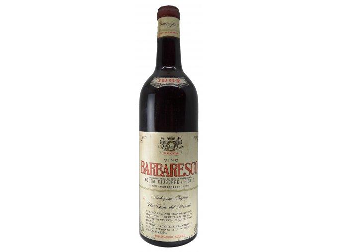 Barbaresco 1967 (Rocca Giuseppe e Figlio)