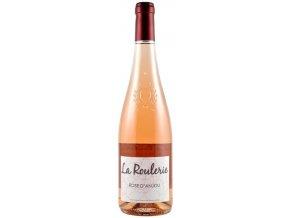 Anjou rosé UNI (Ch. de la Roulerie)