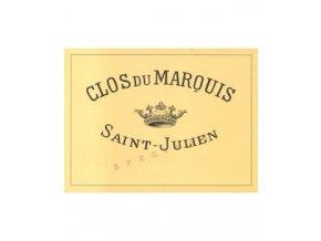 Clos du Marquis 2010  Clos du Marquis