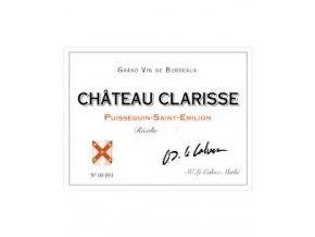 """Chateau Clarisse """"Vieilles Vignes"""" 2011  Chateau Clarisse"""