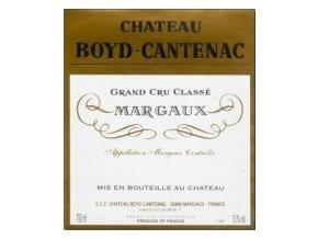 Chateau Boyd Cantenac 2016  Chateau Boyd Cantenac