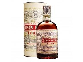 rum don papa 700ml tuba
