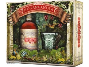 Don Papa Tarsier Glass Gift Box