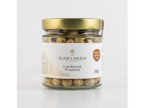 Lískové oříšky výběrové jemně pražené 200g Slowlandia 1