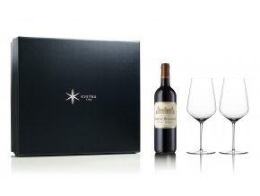 Květná set červené víno Ch. Beaumont