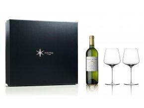 Květná set bílé víno Ch. Lestiac