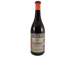Barolo 1987 (Fontanafredda)