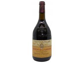 Chateauneuf du Pape Cuvee des Generations 1998 (Ch. de la Gardine)