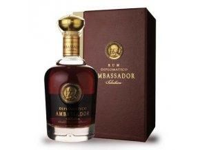 rum diplomatico ambassador venezuelan quality super cena prodej on line 70cl