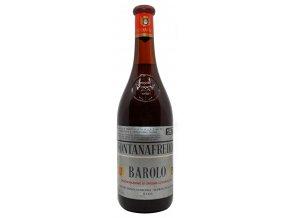 Barolo 1975 (Fontanafredda)
