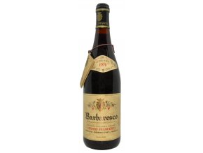 Barbaresco 1971 (Franco Francesco)