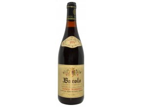 Barolo 1971 (Franco Francesco) 2