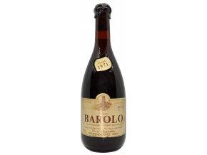 Barolo 1971 (F.lli Roberto)